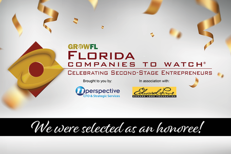 SCIS Selected as a 2020 GrowFL Company to Watch Honoree